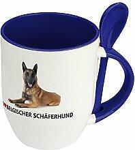 Hundetasse Belgischer Schäferhund - Löffel-Tasse