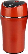 Hunpta Mini Auto Luftbefeuchter Diffusor ätherisches Öl Ultraschall Aroma Nebel Luftreiniger (Rot)