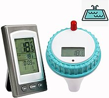 HunterBee kabelloses Spa-Thermometer LED