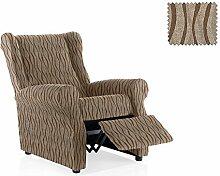Husse Relax-Sessel Gelada Größe 1 Sitzer (Standard), Farbe Braun (Mehrere Farben verfügbar)
