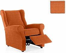 Husse Relax-Sessel Moraig Größe 1 Sitzer (Standard), Farbe Orange (Mehrere Farben verfügbar)