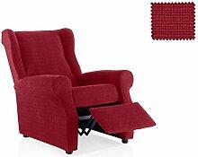 Husse Relax-Sessel Moraig Größe 1 Sitzer (Standard), Farbe Rot (Mehrere Farben verfügbar)