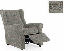 Husse Relax-Sessel Renega Größe 1 Sitzer (Standard), Farbe Grau (Mehrere Farben verfügbar)