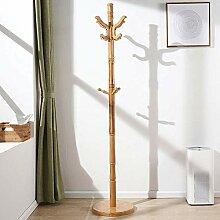 Hut Mantel Schirmständer Kleiderständer Bamboo