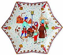 Hutschenreuther 02473-727312-25381 Weihnachtsmarkt