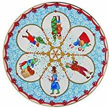 Hutschenreuther 02476-727312-10862 Weihnachtsmarkt