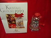 Hutschenreuther Kristall Glocke 1999*Rarität*Neu,