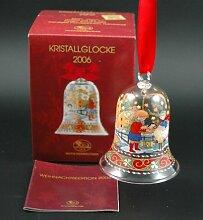 Hutschenreuther Kristall Glocke 2006*Rarität*Neu,