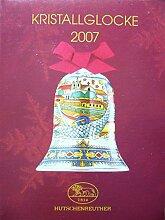 Hutschenreuther Kristall Glocke 2007,