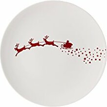 Hutschenreuther Merry Christmas Nordic Teller