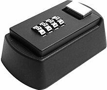 Hux Safe® Schlüssel-Tresor mit Zahlenschloss, HS18