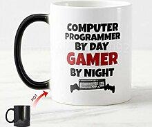 HUYHUY Lustiger Computerprogrammierer Bis Zum Day