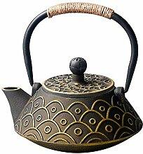 hwagui–Gusseisen Tee Teekannen (1) 800ml