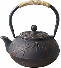 Hwagui - Beste Gusseisen-Teekanne mit