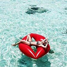 HWHSZ Aufblasbarer Pool-Schwimmer,