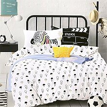 HWW Children's bedding Betten Betten, drei