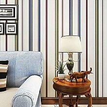 HXY 3D Wallpaper Britischen Stil Einfache Farbe