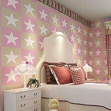 HXY 3D Wallpaper British Mediterranean Star