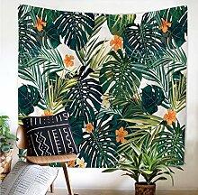 HYDDAXJW Grüne Tropische Sommer Bananenbaum Blatt
