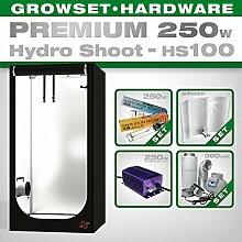 Hydro Shoot HS100 Grow Set 250W Premium
