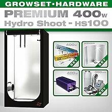 Hydro Shoot HS100 Grow Set 400W Premium