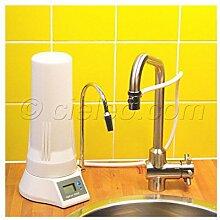 Hydropure Digital auf Spüle Wasserfilter Kartusche XM