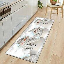 HYDWX Küche Sofa Teppich Fußmatte Streifen