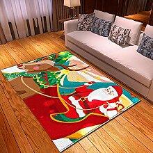 HYDWX Teppich Wohnzimmer Kinderzimmer Balkon
