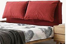 HYHCTd Bett Kissen Kissen Rückenlehne Tatami Bett