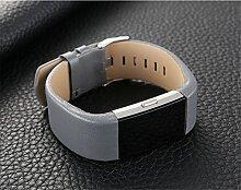 Hykis Sport-echtes Leder-Uhrenarmband-B¨¹gel