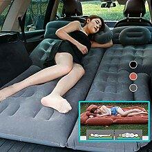 HYM Auto aufblasbare Matratze Auto Bett tragbare
