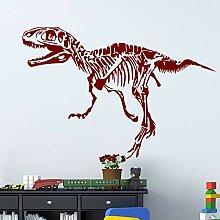 Hype Surrounding Dinosaurier Wandaufkleber