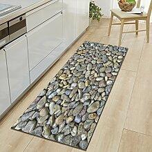 HYRL Carpets Extra Lange Badezimmer Läufer