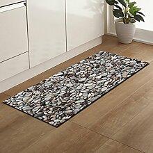HYRL Carpets Indoor-Matte Extra Lange Badezimmer