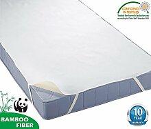 HYSENM Matratzenauflagen Bettauflage Bettlake 100%