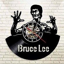 hysxm 1 Stück Vintage Kung Ku Meister Bruce Lee