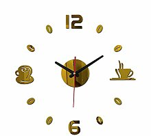 hysxm 27 Inch 3D DIY Wanduhr Uhr DIY Uhren Uhr
