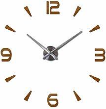 hysxm 47 Inch Wanduhr Modernes Design Uhren