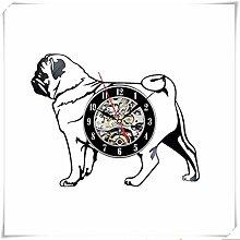 hysxm Haustier Hund Tiere Thema Schallplatte