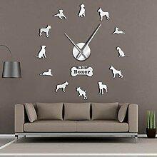 hysxm Verschiedene Hunderassen Wandkunst Pet Shop