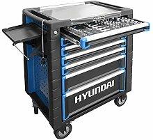 HYUNDAI Werkstattwagen SET 59002 (291-teilig,