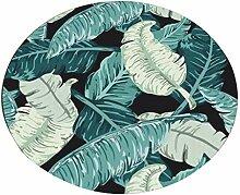 HYXI-Teppiche Round Carpet Home Wohnzimmer Teppich