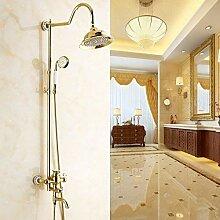 HYY-YY Badezimmer Waschbecken Wasserhähne Antik