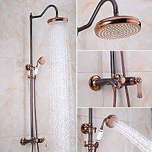 HYY-YY Badezimmer Waschbecken Wasserhähne Kupfer