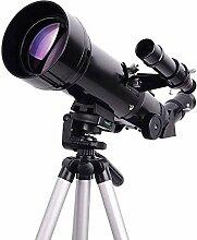 HYY-YY Teleskop Astronomische Fernrohr mit einem