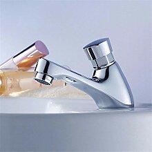 HYY-YY Waschbeckenarmatur Kaltwasserarmatur