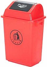 Hyzb Mülleimer Kunststoff Mülleimer, Küche