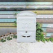 HZB Europäische Art-Briefkasten-Landhaus-im