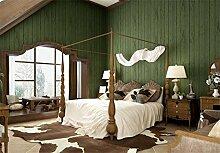 hzf/Retro retro, Holz imitierenden, Vlies Tapete, Amerikanische gestreifte Wohnzimmer Sofa, Hintergrundbild Tapeten