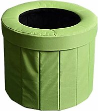 HZGrille Camping Toiletten/Tragbare Toilette